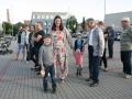 Sklandukas pranas Šnioka su šeima