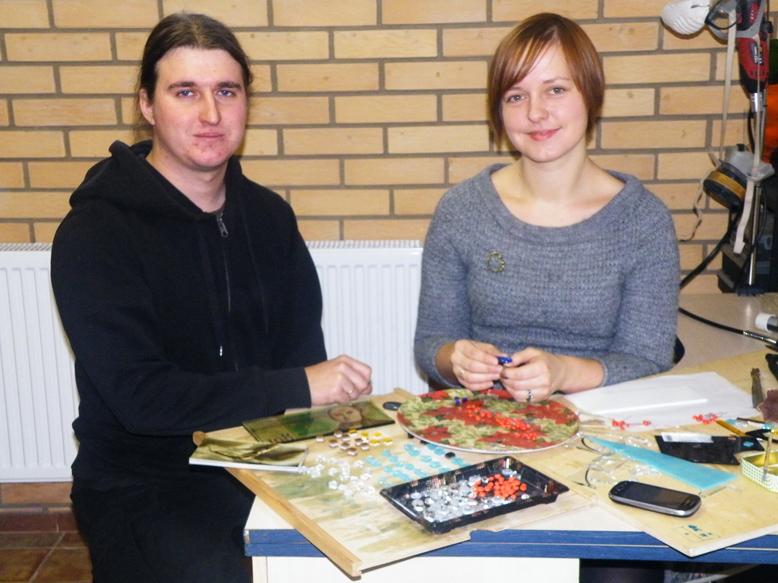 Marius ir Eglė Žuramskai - ir gyvenime, ir kūryboje kartu.