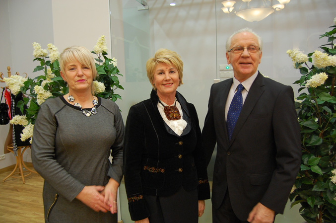 Birštono TAU steigėjai: L.Grigarienė, R.Urbonienė ir A.Gorinas.