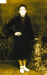 Rimanto mama Onutė, sugrįžusi iš tremties 1955 metais.