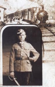 Simanas Čepeliauskas -Kauno antrojo ulonų pulko karys.