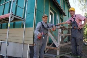 Jau greitai bus baigti Kęstučio gatvės 3 namo renovavimo darbai. 1920 metais statytame 223 m2 name yra 4 butai.