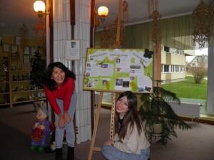 Prienų globos namuose savanoriaujančios Anna ir Rocio ne tik susipažįsta su Prienais, bet ir turi galimybę apsilankyti ir kituose miestuose, iš arčiau bei giliau pažinti Lietuvą.