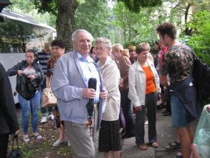 Vytautas Zienius, Prienai
