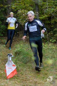 Zenonas Radzivonas (M50) pirmą dieną buvo dešimtas, antrą - dvyliktas.