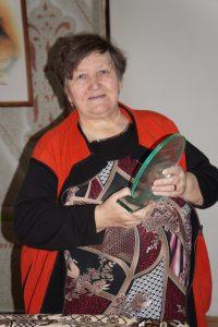 Angelė Tarcijonienė.