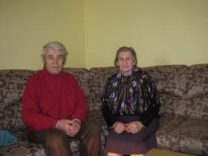 Onutė ir Antanas Lisauskai džiaugiasi kiekvienu užsukusiu svečiu.