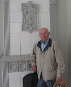 D. Šimukauskienės nuotraukoje: Jonas Zyplių dvare.
