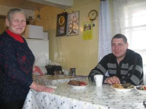 Bronė Pėtnyčienė, Noreikiškių kaimas